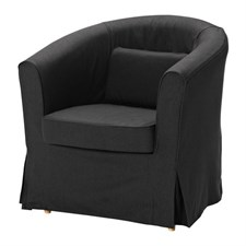 EKTORP TULLSTA Chair, Idemo black